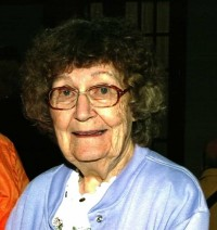 Marjorie Ruth Ritchie, 92