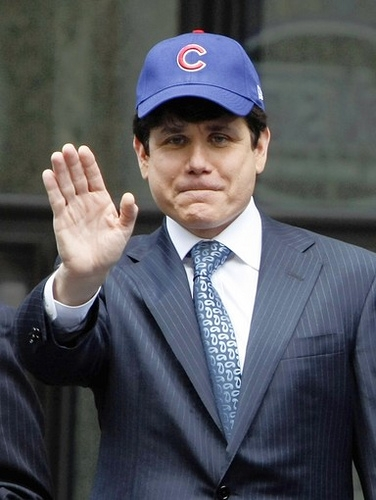 Former Governor Blagojevich Takes It One Day At A Time