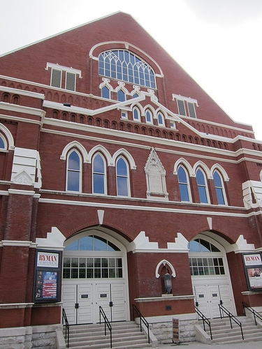 Ryman Auditorium Celebrates 125 Years