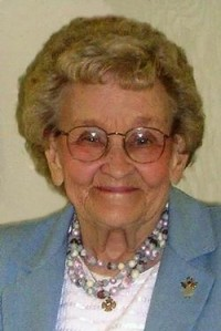 Betty Lee (Wendt) Curry Mietzner, 90