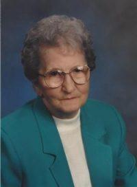 Freda Kirk, 102