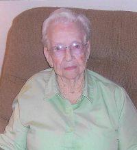 Helen Louise (Thrasher) Lash, 97