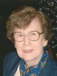 Mary H. (Feuerborn) Harris, 92