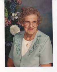 Pauline Marie Wolff-DeVantier, 98