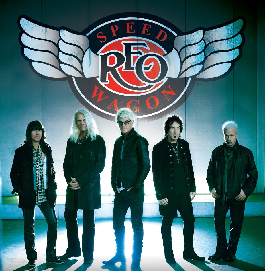 REO Speedwagon Booked at E.P.C.