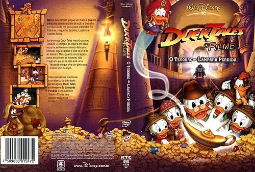 "First Look at ""DuckTales"" Reboot"