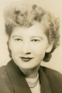 """Genevieve A. """"Jenny"""" Buenker, 84"""