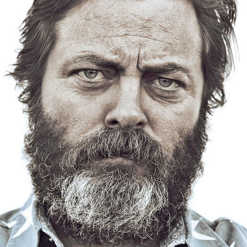 Nick Offerman To Give Illinois Commencement Address
