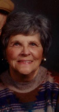 Betty Jane Cougill, 89
