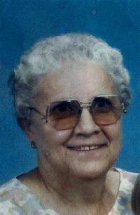 Imogene Mendenhall, 87