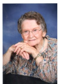 Mary Marguerite Turner Mandel, 90
