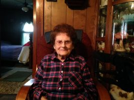 Ruby Rosaline Maples, 96