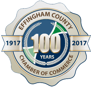 Effingham County Chamber of Commerce to Celebrate 100th Day of Centennial