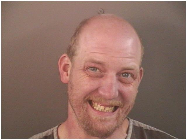 Mattoon Man Arrested for Possession of Methamphetamine