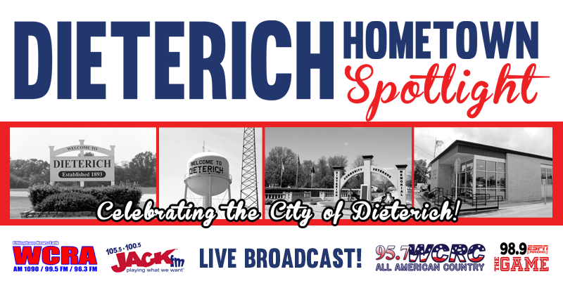 Dieterich Hometown Spotlight