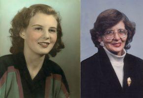 Ruth Evans, 86