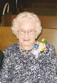 Velma M. Jones, 97
