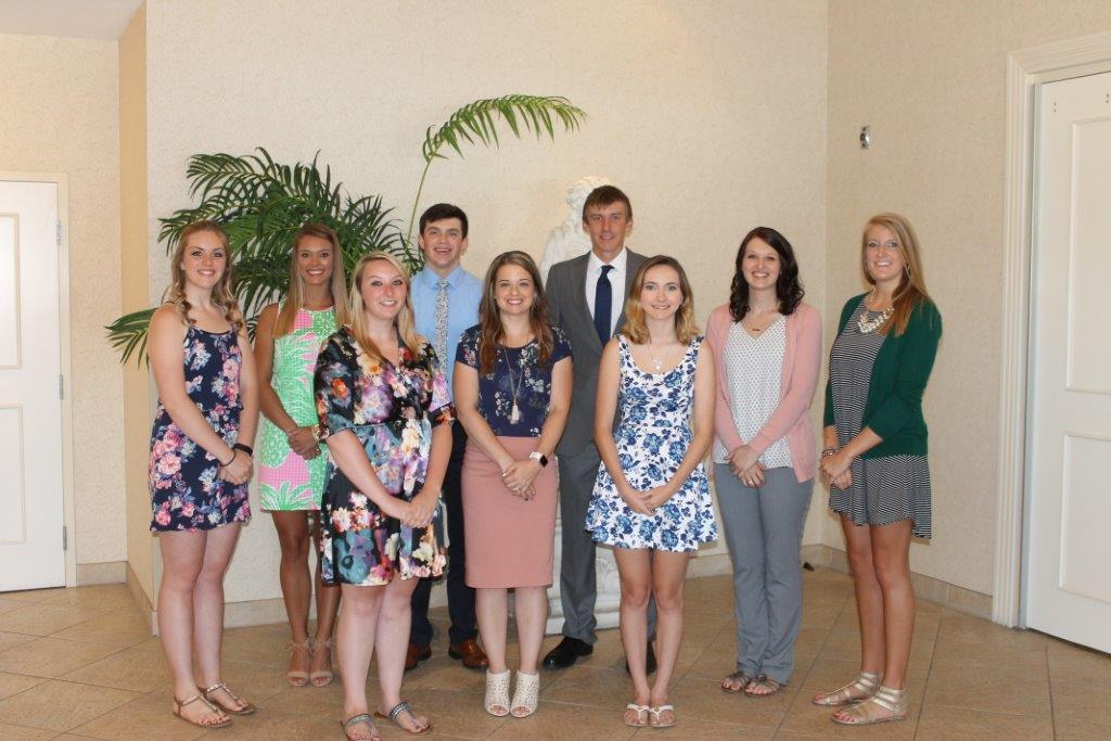 Recipients Announced for Chamber Scholarship