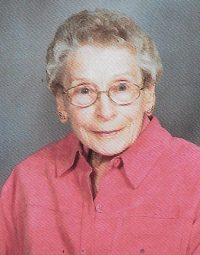 Hilda (Kerner) Dhom, 101