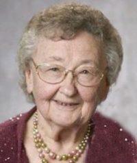 Clara Evelyn Gordon, 91