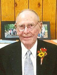 Harold Dwane Hartman, 90