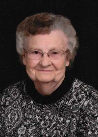 Louise G. (Helregel) Keller, 95