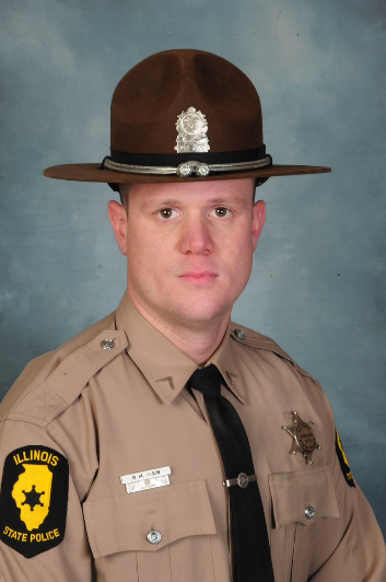 Illinois State Police Mourning State Trooper Killed in Accident on Wednesday