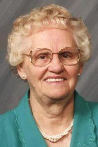 Rosemary E. Greuel, 90