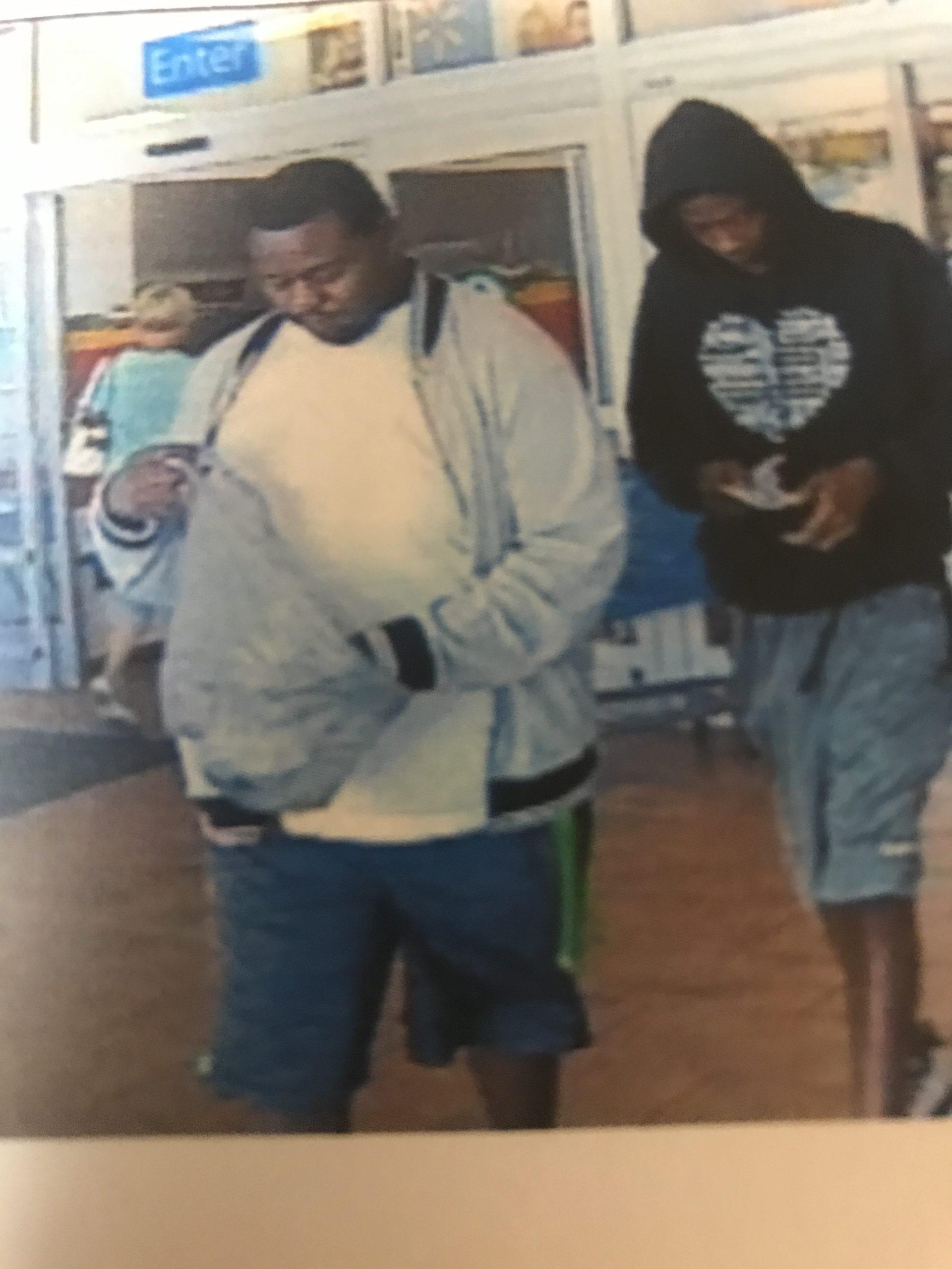 Mattoon Police/Coles County Crimestoppers Seeking Identity of Men in Regards to Vehicle Burglaries