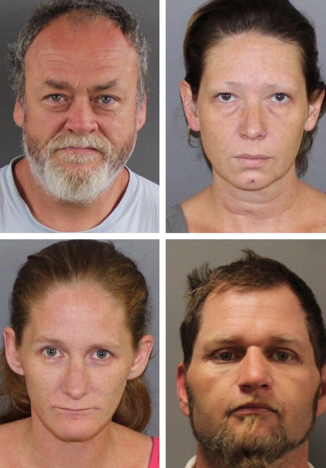 Four Mattoon Residents Arrested for Burglarizing a Vehicle at the Mattoon PD Impound Lot