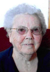 Mary E. Frost, 91