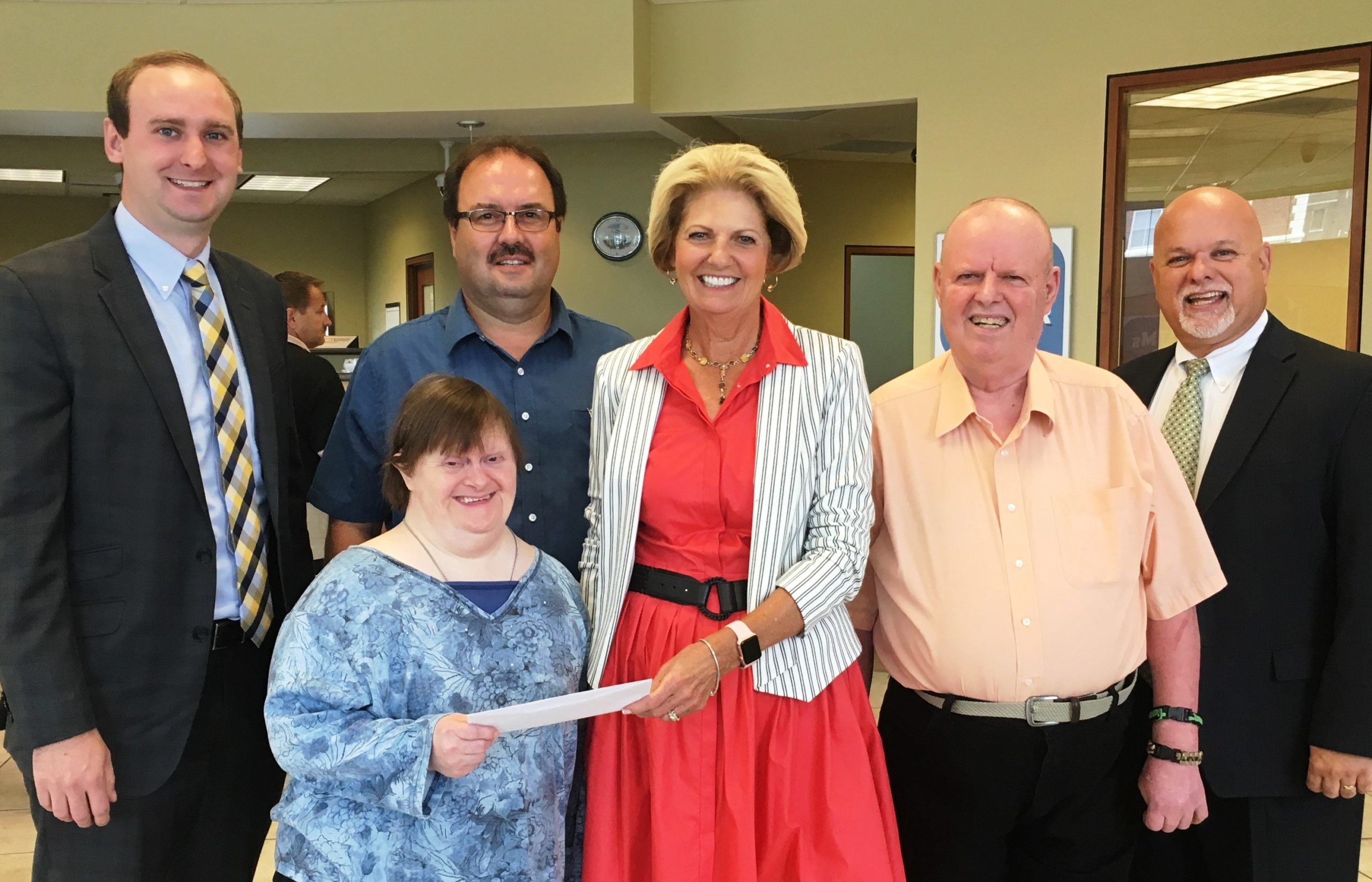 Community Support Systems Receives Donation From Koboldt Charitable Trust