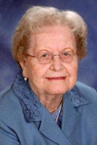 "Elizabeth E. ""Betty"" Runde, 92"