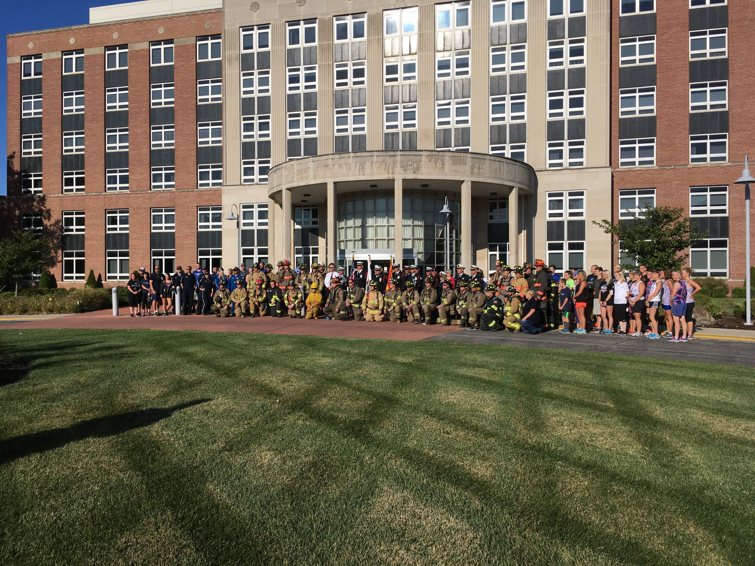 2017 9/11 Honor Stair Climb Held Sunday