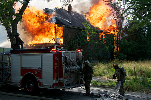 Every Second Counts: Plan Two Ways Out; Illinois Fire Safety Alliance Shares Tips on Fire Safety During Fire Prevention Week