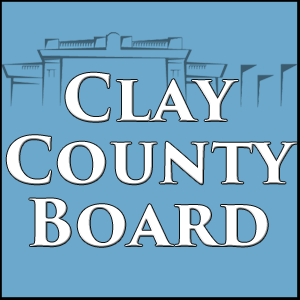 Clay County Board to Meet Today