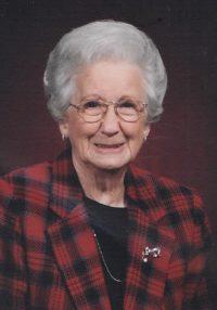 Marian Kay (Schmidt) Dust, 91
