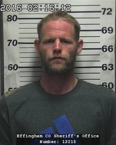 Dieterich Man Wanted for Discharge of a Weapon in a Residence