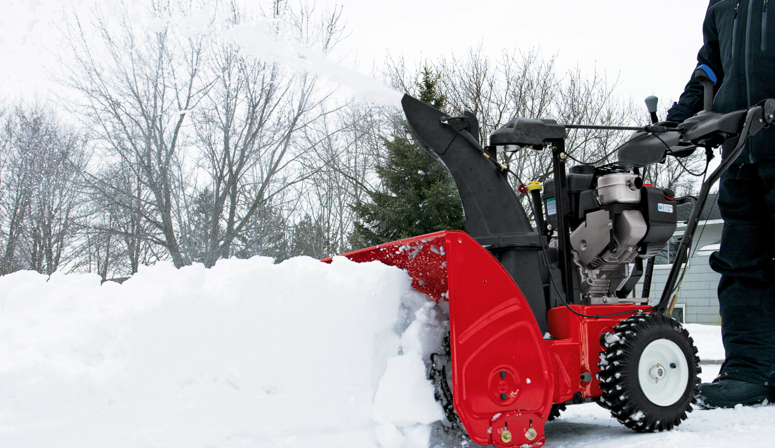 Outdoor Power Equipment Institute Encouraging Home/Business Owners to Practice Safety with Snow Blowers