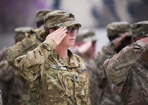 Illinois Army National Guard Unit Mobilizes for Afghanistan