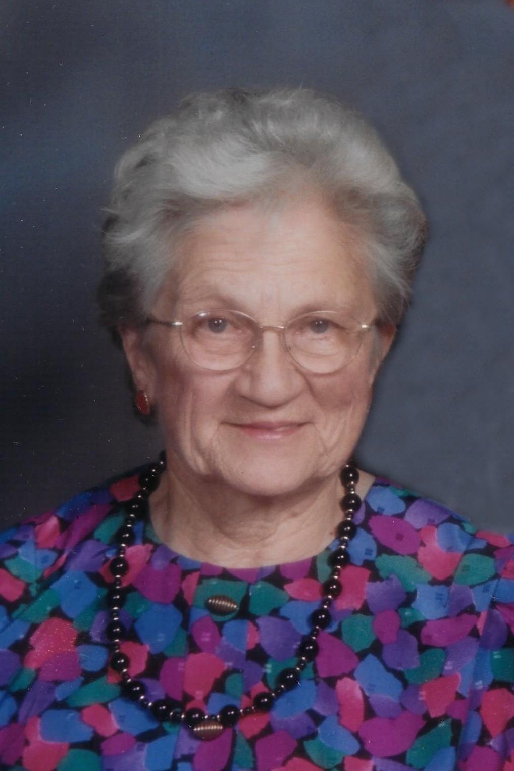 Georgiann Marie Kocher, 90