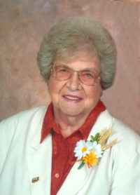 Hazel Irene Riley, 87