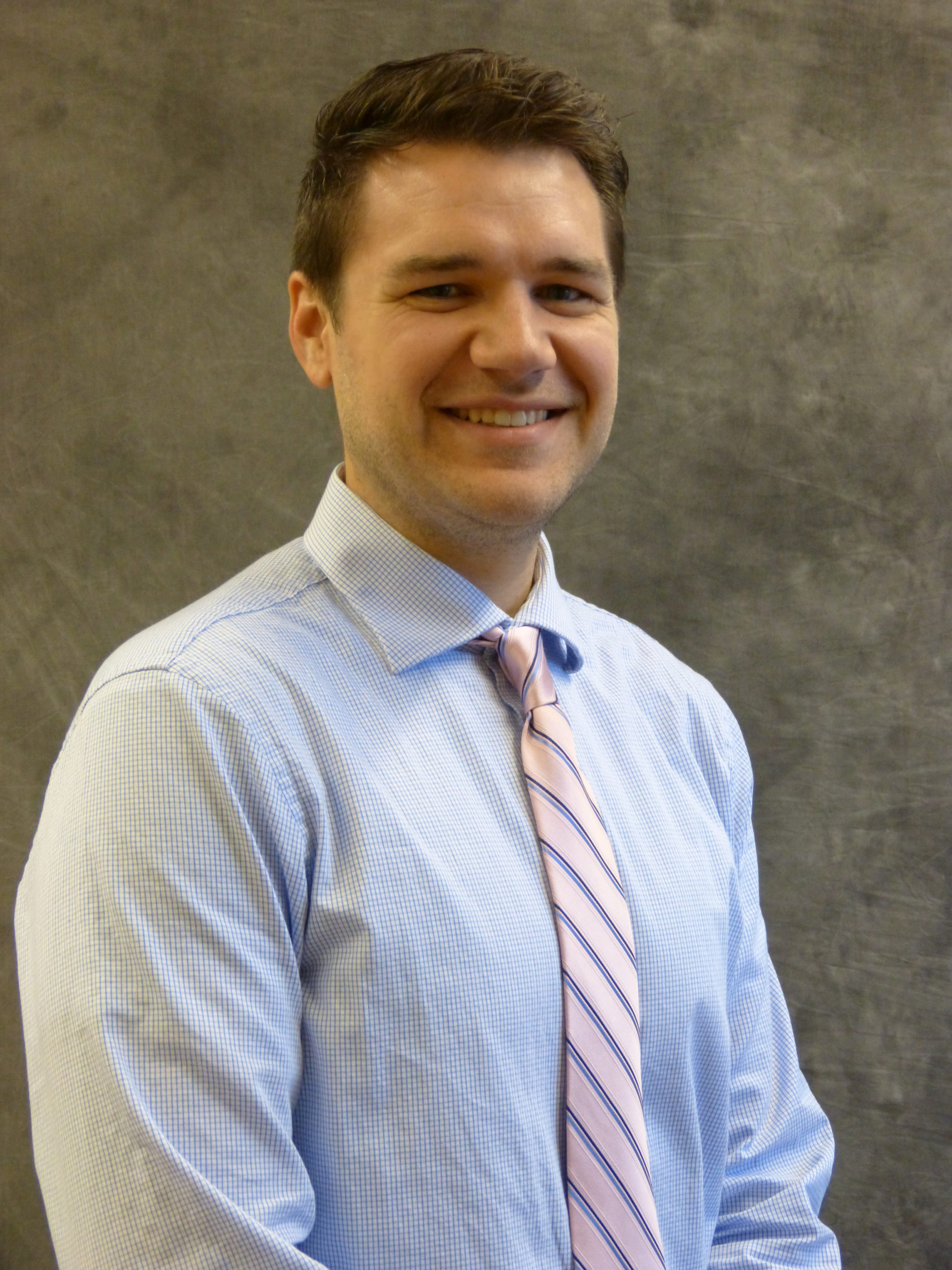 Tyler Witges named Director of Laboratory and Radiology at HSHS St. Anthony's Memorial Hospital