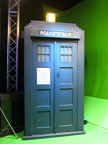 Doctor Who Family Event at Suzette Brumleve Memorial Effingham Public Library