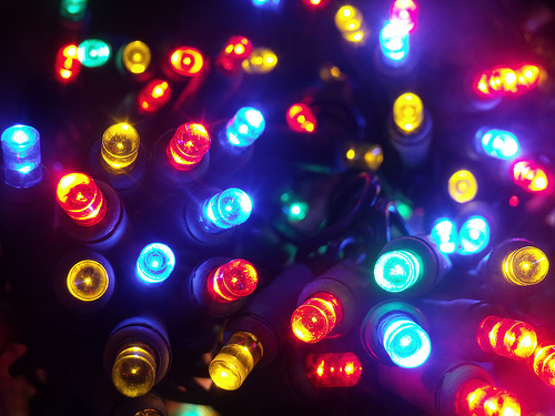 Winners Announced for Holiday Lights & Festive Sights