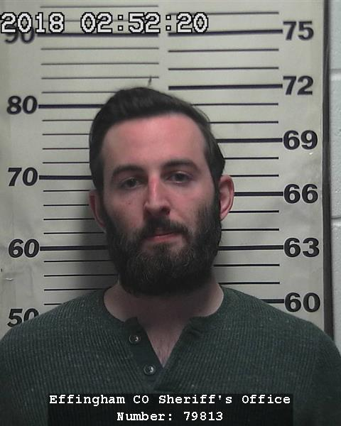 Ohio Man Arrested in Effingham County For Homicide in Georgia