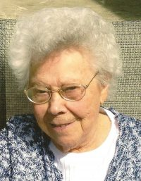 Ellen M. Atkinson, 95