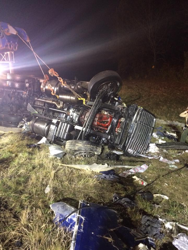 Roll Over Accident Leads to Multiple Fatalities