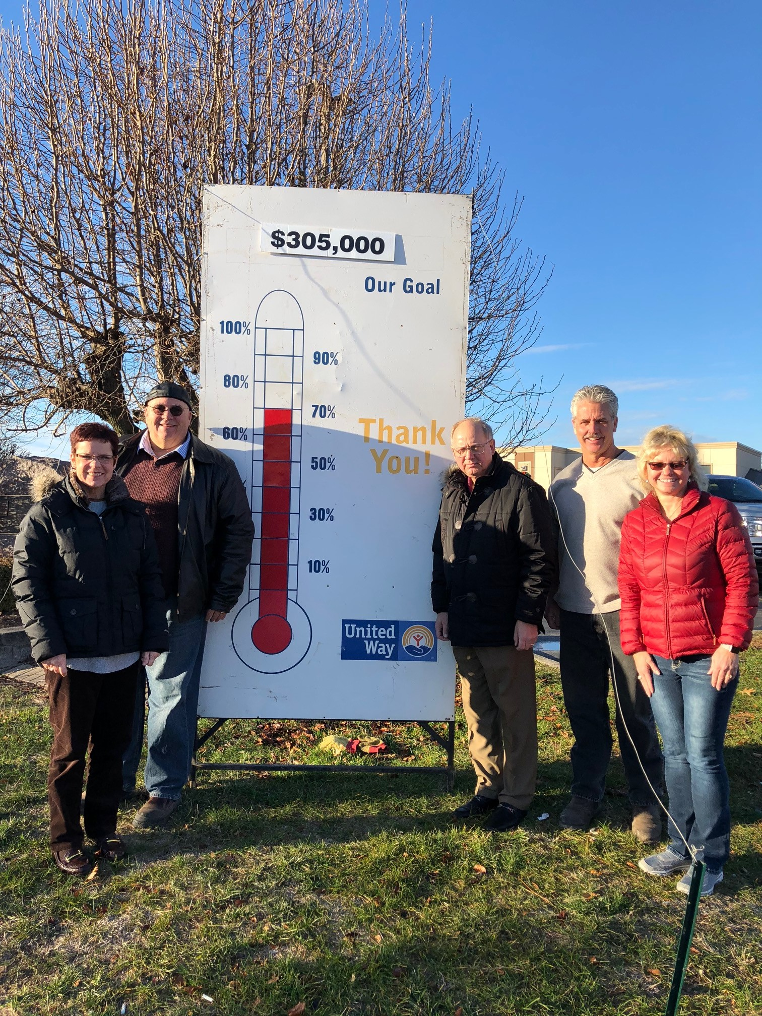 United Way of Effingham Now 76% Towards Their Goal