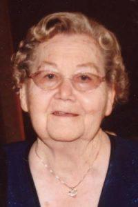 Kathryn P. Wesselman, 99